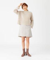 EMMEL REFINES/SMF W/N バックファスナースカート/502700252