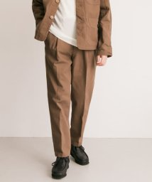 URBAN RESEARCH/FREEMANS SPORTING CLUB US DUCK ONE TUCK PANTS/502700607