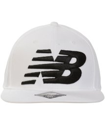 New Balance/ニューバランス/メンズ/U 定番 3DNB刺繍 フラットブリムキャップ SP/502700858
