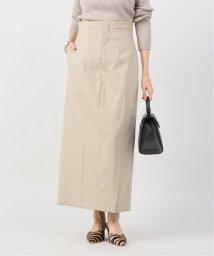 Plage/【Yurina Kawaguchi】 BLEND C-PRESS スカート/502701196
