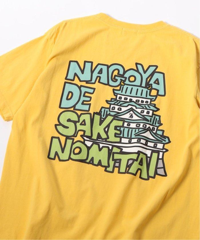 CLUB SAKE NOMITAI 酒飲倶楽部 NAGOYA de SAKENOMITAI Tシャツ 3