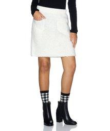 BENETTON (women)/ブークレーフロントポケット付きニットミニスカート/502675768