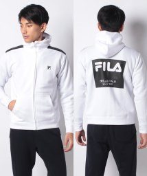 FILA/【FILA】Wフェイス鹿の子 パーカー/502677436