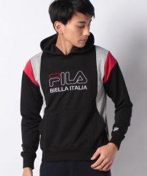 FILA/【FILA】フィラメント スウェットパーカー/502677437