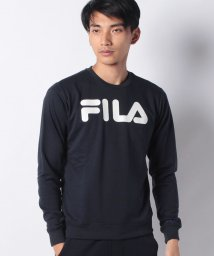 FILA/【FILA】フィラメントスウエット クルー/502677441