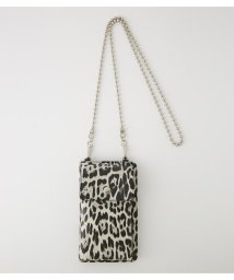 AZUL by moussy/LEOPARD CHAIN MULTI CASE/502682574