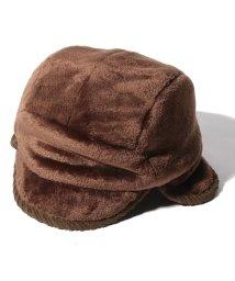 LAGOM/モコモコ耳付き帽/502687958