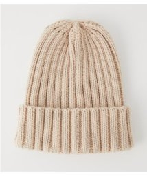 AZUL by moussy/WIDE RIB KNIT CAP/502701517