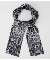 AZUL by moussy/LEOPARD SCARF NECKLACE/502701519