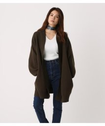 AZUL by moussy/【11/19ヒルナンデス!紹介】SWEATTER TOPPER CARDIGAN/502701527
