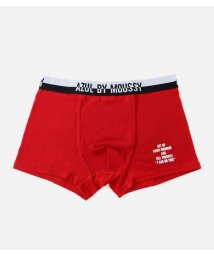 AZUL by moussy/LOGO MESSAGE BOXER SHORTS/502701546