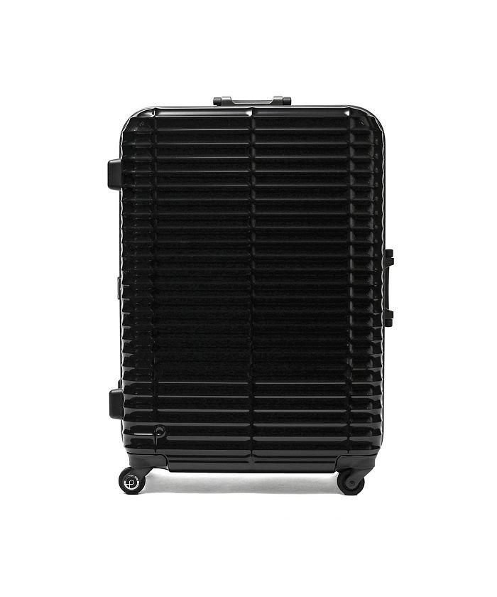 プロテカ スーツケース PROTeCA Stratum LTD 2 ブラックエディション キャリー TSAロック 80L 6〜7泊 限定 ACE 07953