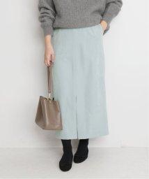 SLOBE IENA/スエードライクタイトスカート◆/502702448