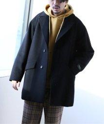JOURNAL STANDARD/【PECO LAMB】ボックスシルエット オーバーサイズ ショートコート/502702615