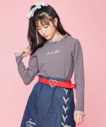 JENNI love/ポイントチュールテレコトップス/502704951