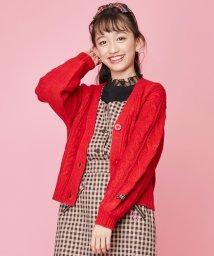 JENNI love/ざっくりニットカーデ/502704958