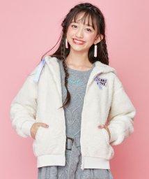 JENNI love/防風ボアZIPパーカー/502704959
