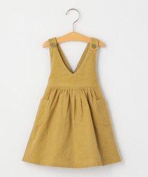SHIPS KIDS/SHIPS KIDS:コーデュロイ ジャンパースカート(80~90cm)/502705639