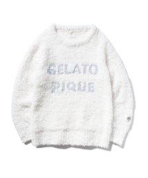gelato pique/ロゴジャガードプルオーバー/502705699