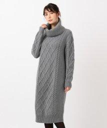JIYU-KU /【Class Lounge】BABA MULTIIFO ニットワンピース/502706422
