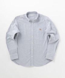 GLOSTER/ASTLAD ネルシャツ フランネルシャツ チェックシャツ/502690913