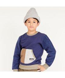 KRIFF MAYER(Kids)/ブランケットスウェットクルー(120~160cm)/502695068