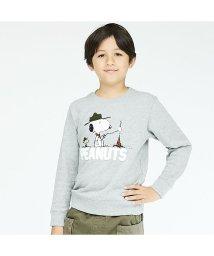 KRIFF MAYER(Kids)/スヌーピークルースウェット/502695087