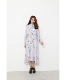 rienda/Vintage lily flower print OP/502706714