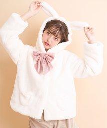 Secret Honey/うさ耳ファーショートコート/502669466