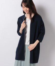 LAPINE BLEUE/配色ジップアップブルゾン/502695053