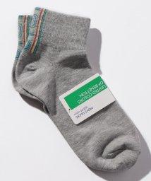BENETTON (mens)/メンズバックラインロゴSソックス・靴下/502696951