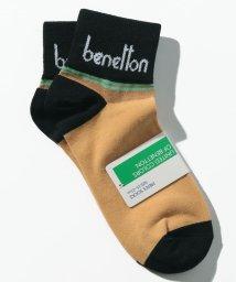 BENETTON (mens)/メンズストライプ柄Sソックス・靴下/502696955