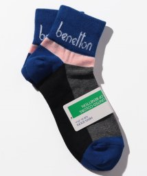 BENETTON (mens)/メンズマルチパターン柄Sソックス・靴下/502696956