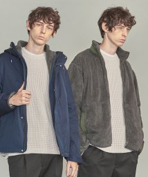 BEAUTY&YOUTH UNITED ARROWS/BY クリアツイル 3WAY フード ブルゾン/502707954