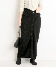 VERMEIL par iena/フォックス混 スカート◆/502710151
