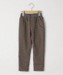 SHIPS KIDS/SHIPS KIDS:TR グレンチェック 5ポケット パンツ(100~130cm)/502711820