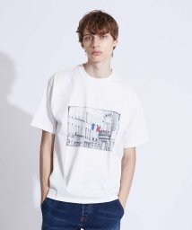 ABAHOUSE/【another sky】フォト半袖Tシャツ/502712092