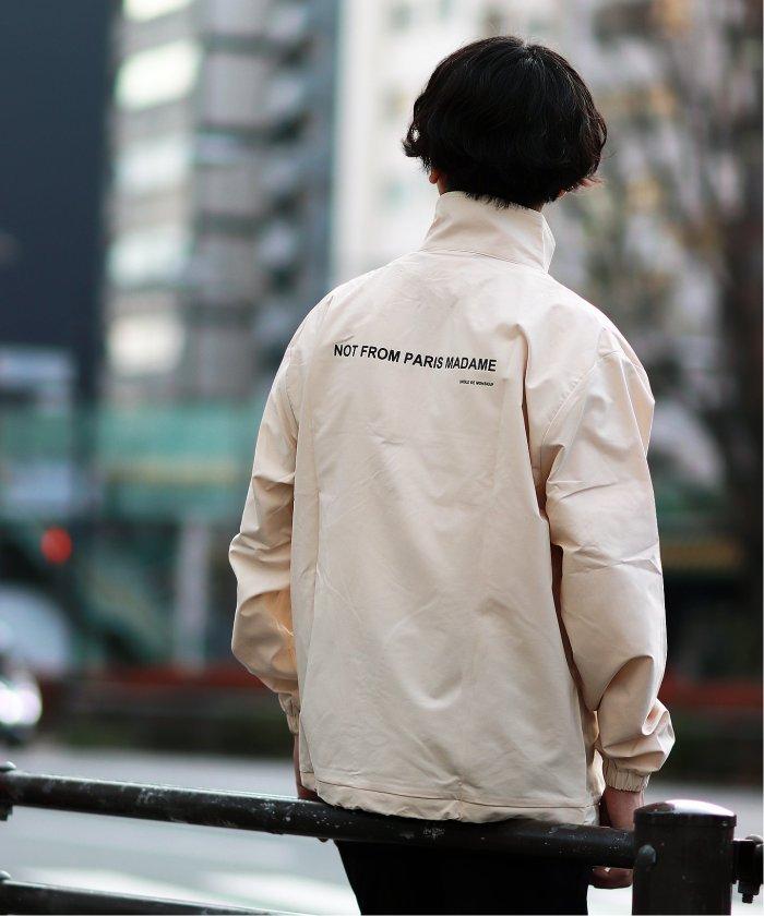 DROLE DE MONSIEUR Limited for relume/ 別注 Anorak プルオーバー