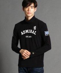 NICOLE CLUB FOR MEN/Admiral(アドミラル)別注ロゴタートルネッ/502646656