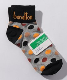 BENETTON (mens)/メンズマルチドット柄Sソックス・靴下/502692029