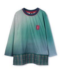 LHP/PIGALLE/ピガール/LS basketball mesh/502712668