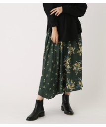 AZUL by moussy/FLORAL ASYMMETRY SKIRT/502712848