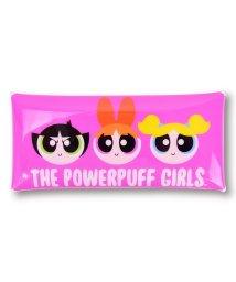 RUNNER/THE POWERPUFF GIRLS(パワーパフ・ガールズ) パワパフ クリア マルチケース ペンケース/502384170
