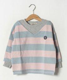 Gemeaux/ボーダー長袖Tシャツ/502686590
