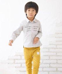 A-MACH/ロゴプリントシャツ/502686624