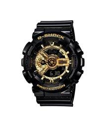 G-SHOCK/【G-SHOCK】Black × Gold Series / GA-110GB-1AJF (ブラック×ゴールド)/502716175