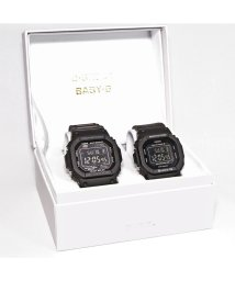 G-SHOCK/【G-SHOCK&BABY-G】Pair Model / 電波ソーラー GW-M5610-1BJF × BGD-5000MD-1JF (ブラック)/502716219