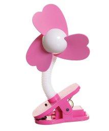 dreambaby/dreambaby ドリームベビー ベビーカー扇風機 クリップオン ファン ホワイト×ピンク/502716655