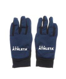 ATHLETA/アスレタ ATHLETA メンズ サッカー/フットサル 防寒手袋 フィールドグローブ 05250/502717545