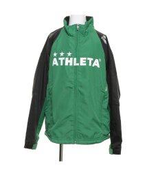 ATHLETA/アスレタ ATHLETA ジュニア サッカー/フットサル フルジップ 裏地付きウインドジャケット 02322J/502717548
